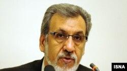 محمود رضا خاوری،رئیس سابق بانک ملی ایران