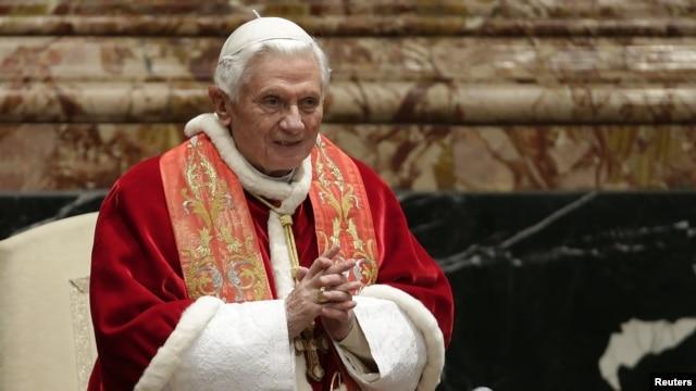 Ðức Giáo Hoàng Benedict  XVI.