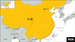 China Map 中国地图
