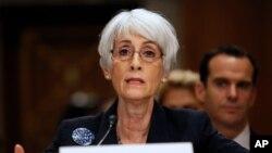 ABD Dışişleri Bakan Yardımcısı Wendy R. Sherman