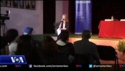 "Shkodër: Konferenca ""Letërsia si vend kujtese"""