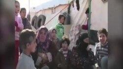 درخواست ازجامعه بین المللی برای حل بحران پناهندگان درعراق وسوریه