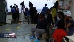Brod sa 141 migrantom odbili primiti Italija i Malta