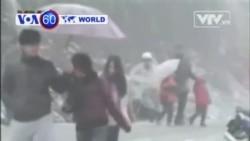 VOA國際60秒(粵語): 2013年12月17日