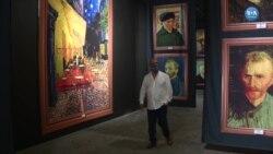 Van Gogh: Sürükleyici Deneyim Sergisine Büyük İlgi