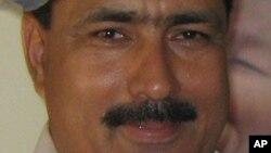 Pakistani doctor Shakeel Afridi (July 9, 2010 file photo).