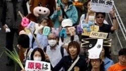 تظاهرات ضد دولتی در ژاپن