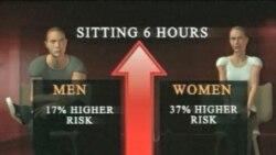 Երկար նստելը կարող է վնասել առողջությանը