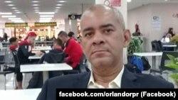 Orlando Rodrigues, jornalista cabo-verdiano