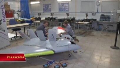 Máy bay có cánh nâng không dùng động cơ đầu tiên trên thế giới