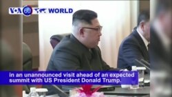 VOA60 World PM - Trump Withdraws US From Iran Nuclear Deal
