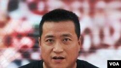 曾參與89學運的中國民運人士方政