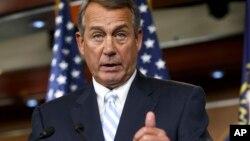 Tras una serie de reuniones el 1 de agosto, el liderazgo republicano de la cámara decidió someter a votación dos proyectos de ley.