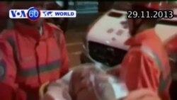 Đâm phà ở Hồng Kông, 85 người bị thương (VOA60)