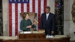Líder republicano renuncia al Congreso de EE.UU.
