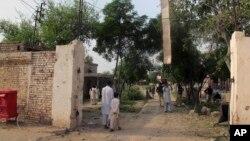 Nhà tù ở Dera Ismail Khan, Pakistan.