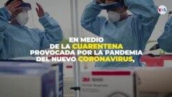 ¿Podrías infectarte de COVID-19 a través de los alimentos?