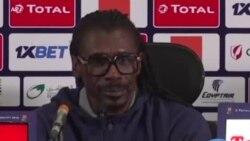 """Football/CAN-2019: """"L'Algérie est une grande équipe"""", Aliou Cissé"""