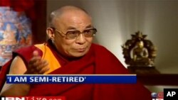 Dalai Lama Pondering Retirement Some Time Next Year
