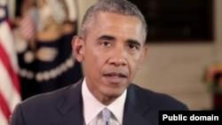 奥巴马总统2015年9月19日发表每周例行讲话(白宫)