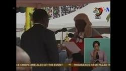 Zimbabué tem novo presidente, Mnangagwa