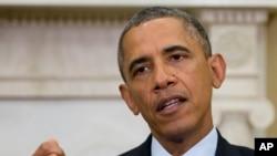 Tổng thống Hoa Kỳ Barack Obama nói đôi lúc Nga rơi lại vào lối suy nghĩ của thời Chiến Tranh Lạnh.