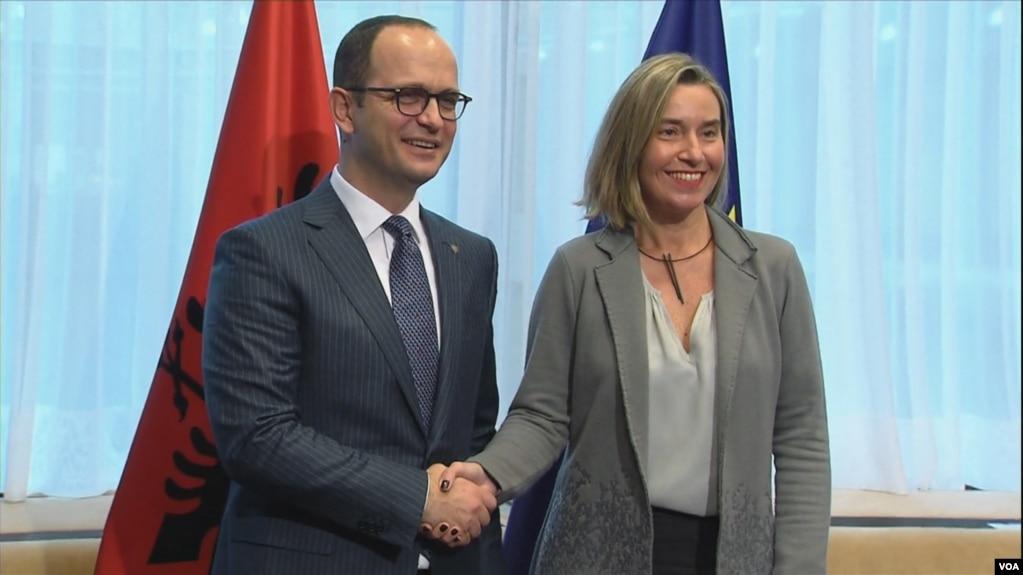 Shqipëri-BE, Mogherini: 2018 një shans unik