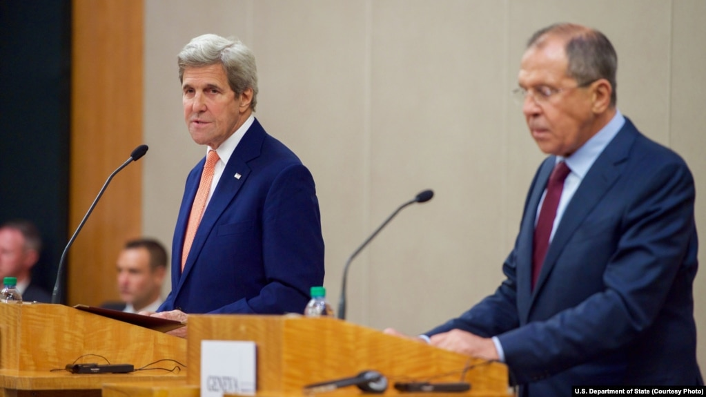 Kerry Lavrov Say New Syria Agreement Close