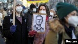 Líder de la oposición Rusa, Alexei Navalny.