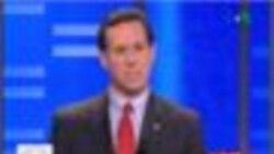 Iowa'da Santorum Sürprizi