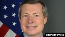 Джеймс Уорлик. Photo: Department of State