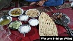 افغانستانی ڈشز