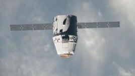 Prvu privatnu svemirsku kapsulu Dragon sagradila je američka firma Spejs eks