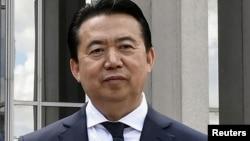 အျပည္ျပည္ဆိုင္ရာ ရဲတပ္ဖဲြ႔ Interpol ဥကၠ႒ေဟာင္း Meng Hongwei (ေမ၊ ၀၈၊ ၂၀၁၉)
