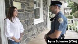 Фото: Кобилянський співпрацює з Почесною консулькою України в Пенсильванії