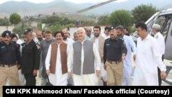 وزیراعلیٰ محمود خان کی حکومت کو پشاور بس منصوبے کی تکمیل میں بھرپور کوششوں کے باوجود کامیابی نہیں مل سکی ہے۔ (فائل فوٹو)