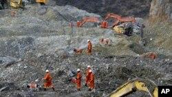 Trung Quốc là một trong những nước có số tai nạn hầm mỏ cao nhất thế giới.
