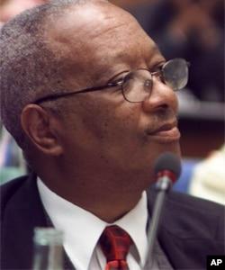 Uganda Prime Minister Professor Apolo Nsibambi