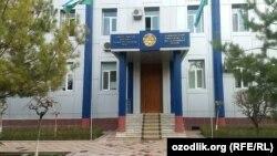 Jinoyat ishlari bo'yicha Toshkent shahar sudi binosi