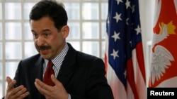 استیون مال مسئول نظارت بر اجرای توافق جامع اتمی ایران از سوی وزارت خارجه آمریکا - آرشیو