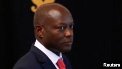 Le président de la Guinée-Bissau José Mario Vaz