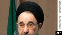 محمد خاتمی: اعترافات بازداشت شدگان دروغ و بی اعتبار است
