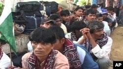 کراچی کی ملیر جیل سے 89 بھارتی ماہی گیر قیدی رہا