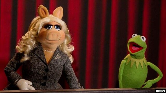 Después de una relación de casi 40 años, la Rana Rene y Miss Piggy se separan definitivamente.