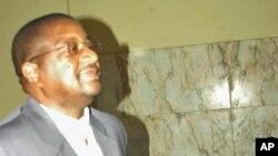 Almerindo Manhenje antigo ministro do Interior de Moçambique