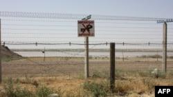 مرز میان اوزبیکستان و افغانستان به شدت محافظت میشود