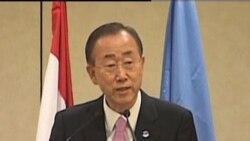 2012-01-15 粵語新聞: 潘基文敦促阿薩德停止殺害本國人民