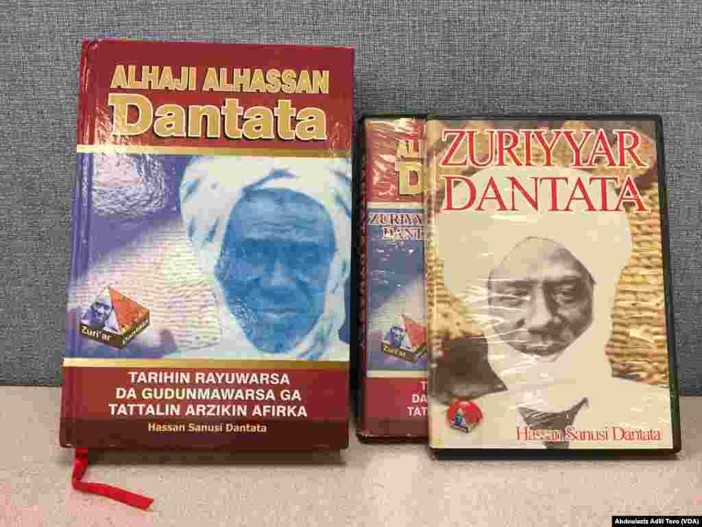 Litaffin Tarihin Alhasawa da Alhaji Hassan Sanusi Dantata Ya Rubuta, Oktoba 17, 2016