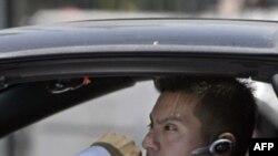 ABŞ-ın Nəqliyyat Təhlükəsizliyi Administrasiyası maşın sürərkən mobil telefonların söndürülməsini tövsiyə edir (VİDEO)