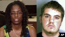 Antoinette Tuff, una empleada de la escuela en Georgia convenció al pistolero, Michael Hill, que se rindiera.